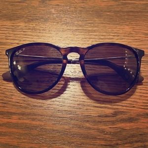 Ray Ban Erika Style Sunglasses, authentic!!